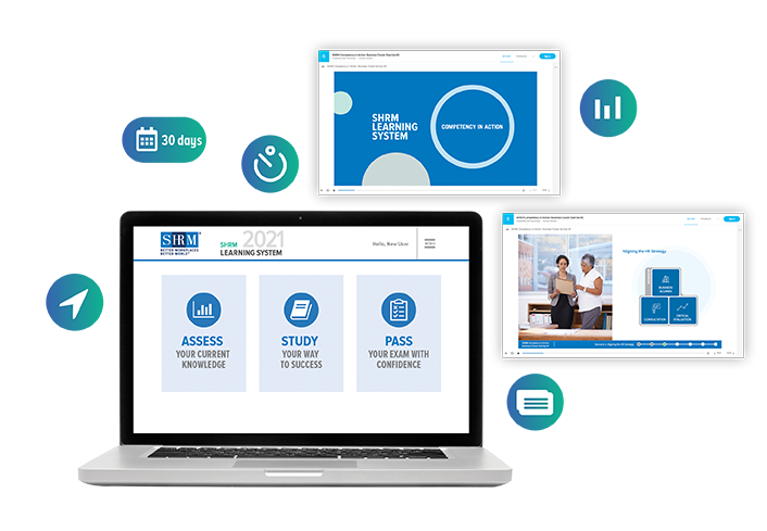 SHRM Learning System Modules